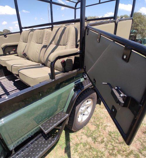 Seats and Door Panels